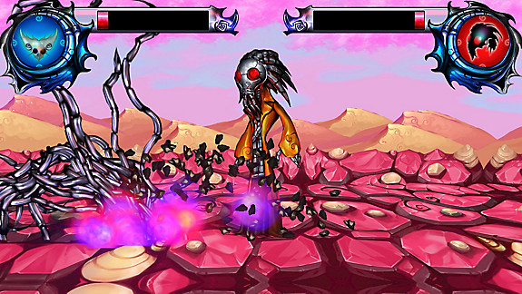 Mecho Wars: Desert Ashes - Screenshot INDEX