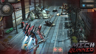 MechRunner Screenshot 6