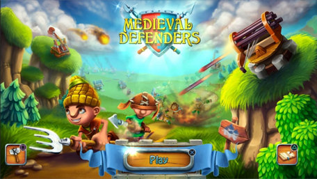 Medieval Defenders Trailer Screenshot