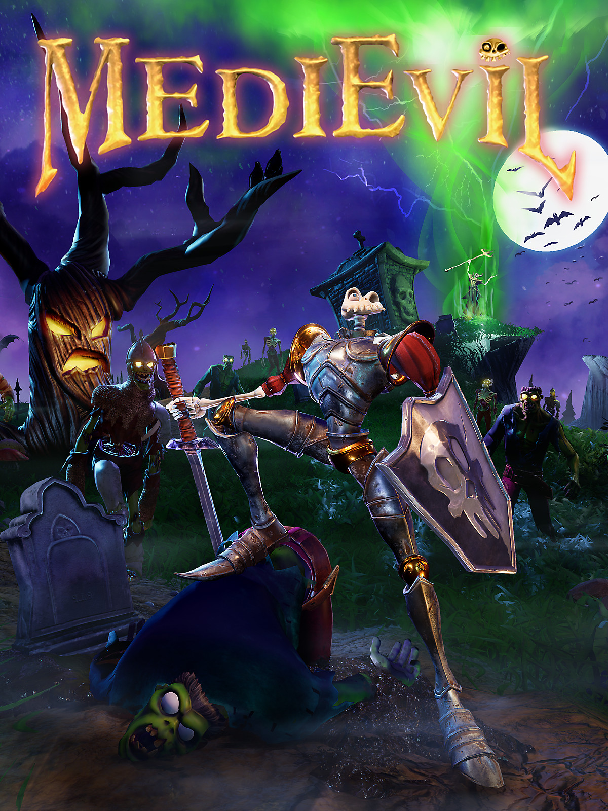 MediEvil Box Art