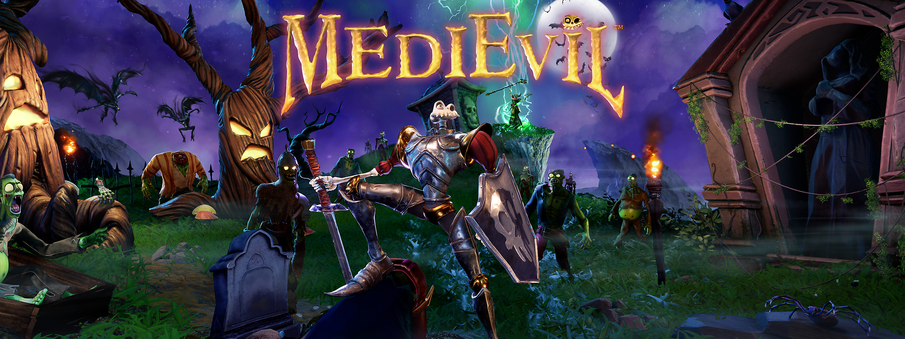MediEvil - Now Available