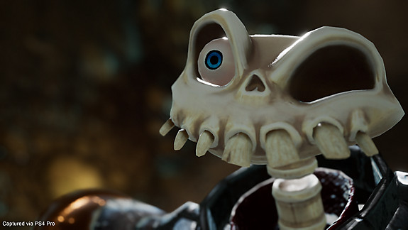 MediEvil - Screenshot INDEX