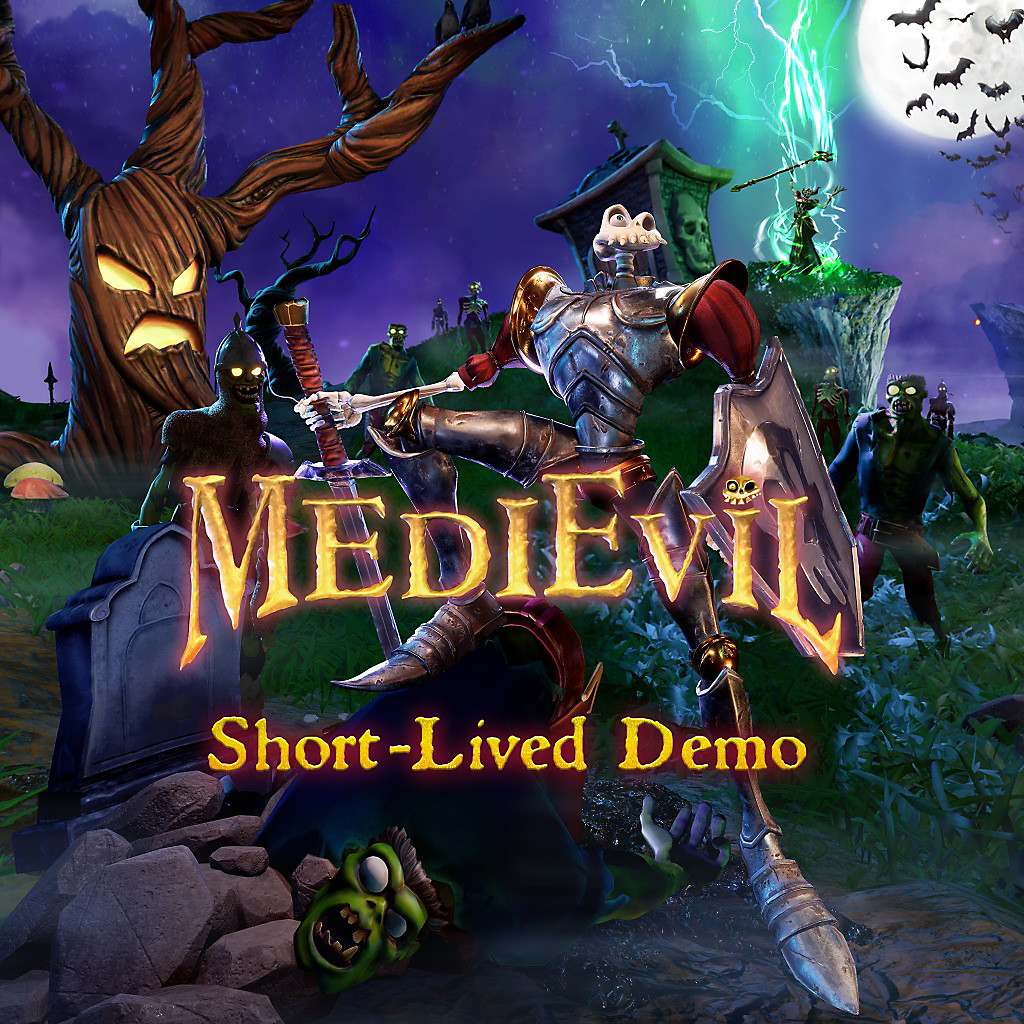 MediEvil - Short-Lived Demo Store Image