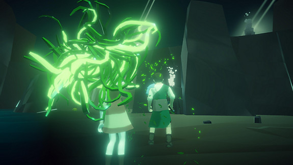 Medusa and Her Lover - Screenshot INDEX