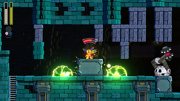 Mega Man 11 - Screenshot INDEX