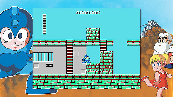 Mega Man 30th Anniversary Bundle - Screenshot INDEX
