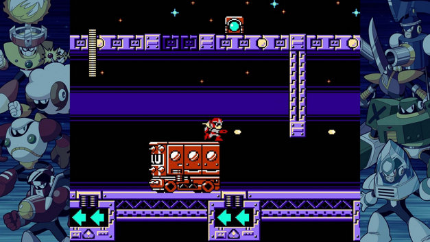 Mega Man Legacy Collection 2 Screenshot 1