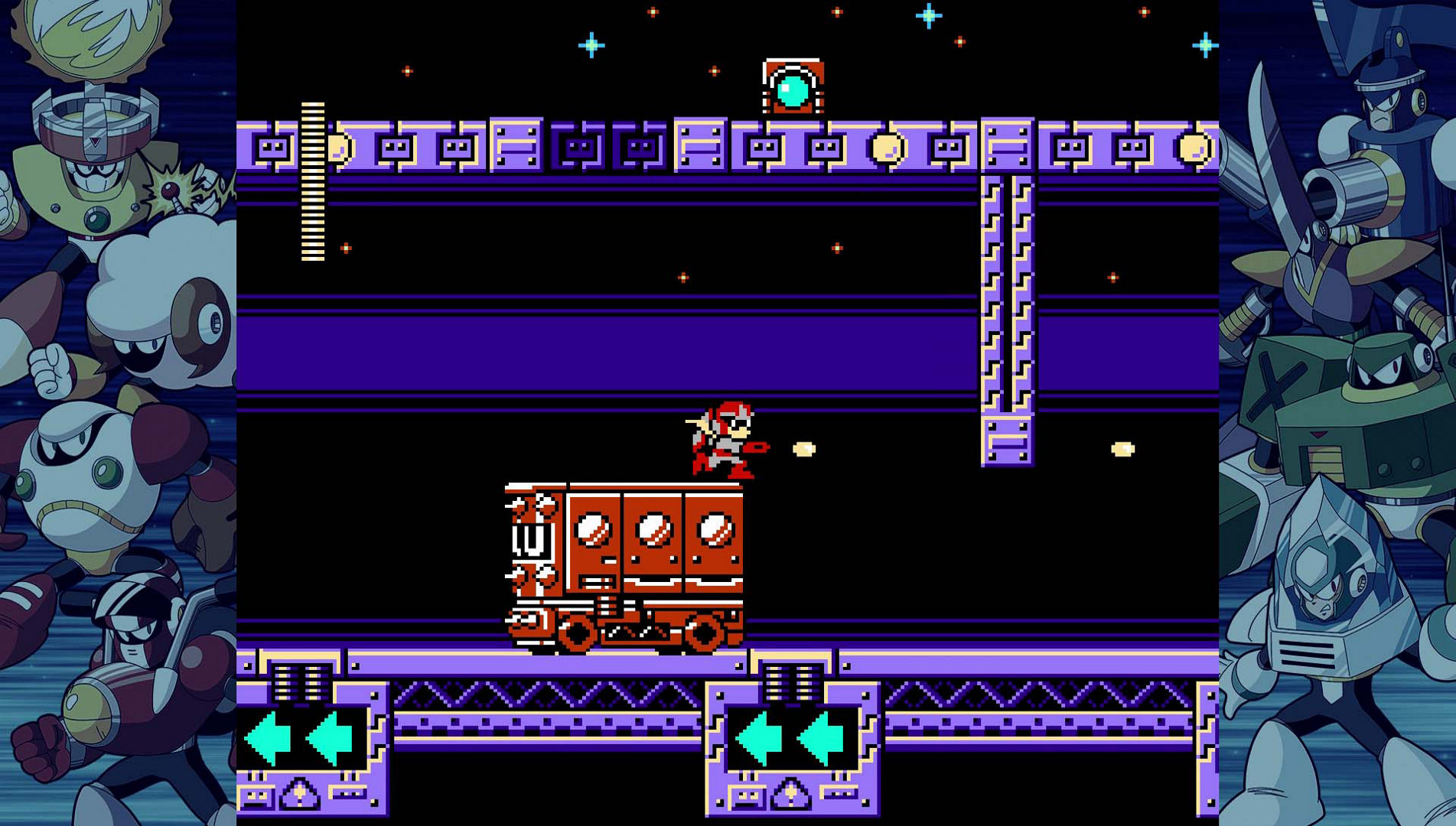Mega Man Legacy Collection 2 Game | PS4 - PlayStation