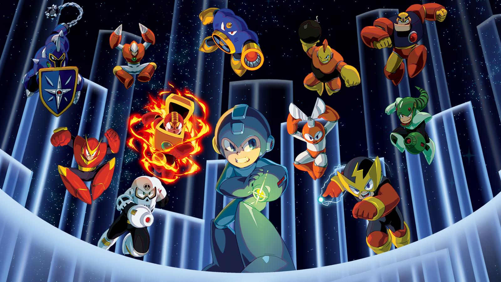 Mega Man® Legacy Collection Game | PS4 - PlayStation