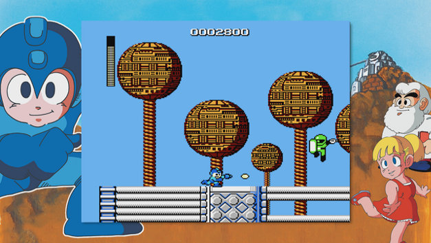 Mega Man® Legacy Collection Screenshot 4