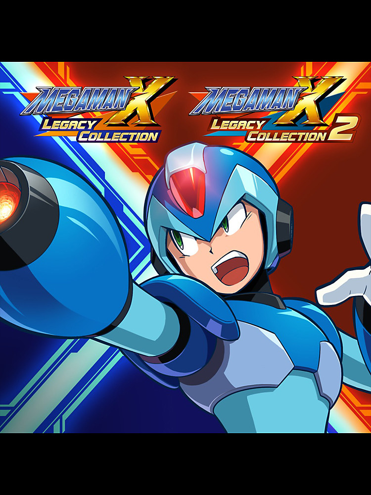 Mega Man X Legacy Collection 1+2 Picture 1