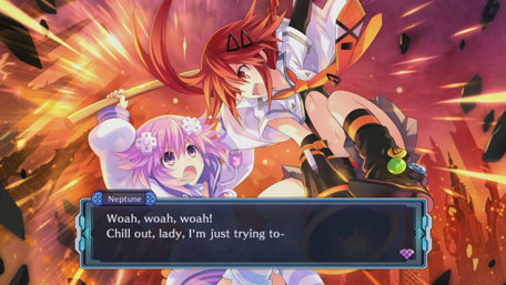 Megadimension Neptunia VII Trailer Screenshot