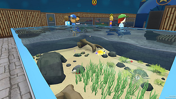 Megaquarium - Screenshot INDEX