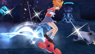 MegaTagmension Blanc + Neptune VS Zombies Screenshot 3