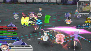 MegaTagmension Blanc + Neptune VS Zombies Screenshot 6