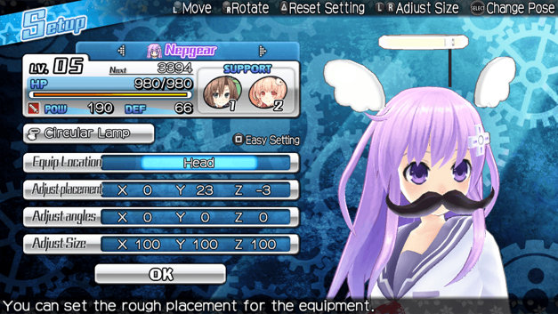 MegaTagmension Blanc + Neptune VS Zombies Screenshot 4