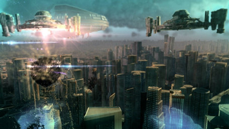 Megaton Rainfall Trailer Screenshot