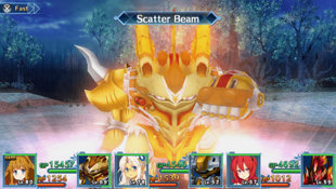 MeiQ: Labyrinth of Death Screenshot 3
