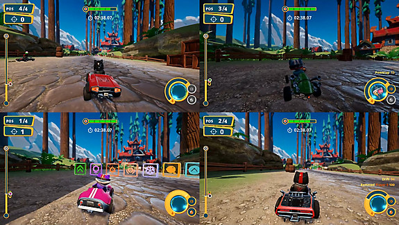 Meow Motors - Screenshot INDEX