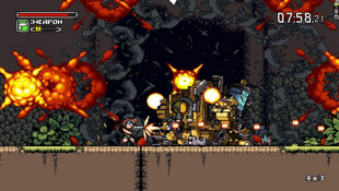 Mercenary Kings Screenshot 2