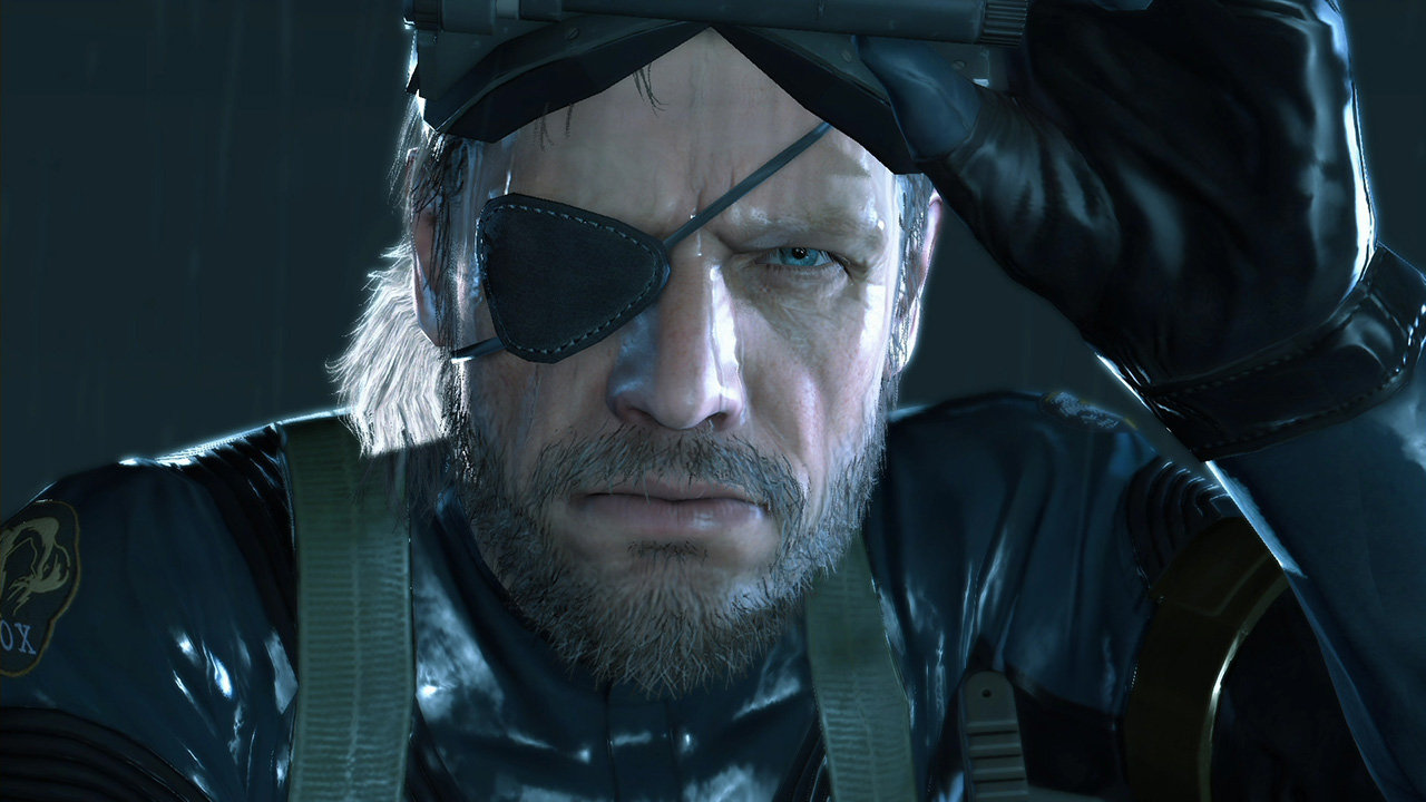 Metal Gear Solid V The Definitive Experience Game Ps4 Playstation Edtn Region 2 Screenshot 25