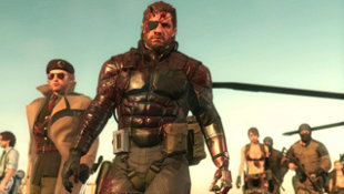 METAL GEAR SOLID V: THE DEFINITIVE EXPERIENCE Screenshot 8