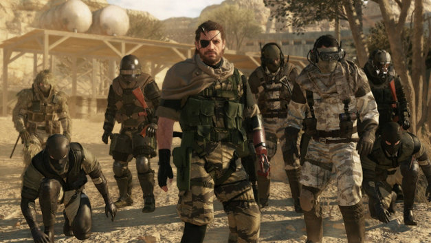 METAL GEAR SOLID V: THE DEFINITIVE EXPERIENCE Screenshot 10