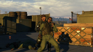 METAL GEAR SOLID V: THE DEFINITIVE EXPERIENCE Screenshot 12