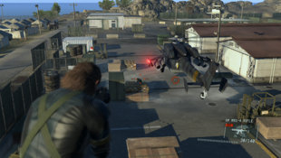 METAL GEAR SOLID V: THE DEFINITIVE EXPERIENCE Screenshot 14