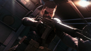 METAL GEAR SOLID V: THE DEFINITIVE EXPERIENCE Screenshot 23