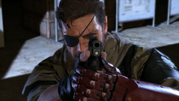 METAL GEAR SOLID V: THE DEFINITIVE EXPERIENCE Screenshot 19