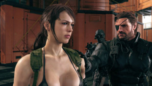 METAL GEAR SOLID V: THE DEFINITIVE EXPERIENCE Screenshot 15