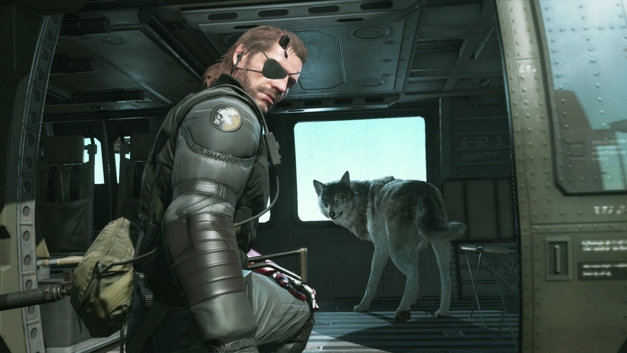 METAL GEAR SOLID V: THE DEFINITIVE EXPERIENCE Screenshot 16