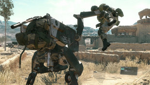 METAL GEAR SOLID V: THE DEFINITIVE EXPERIENCE Screenshot 17