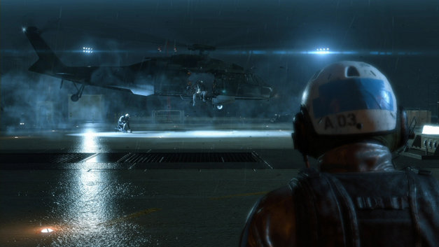 Metal Gear Solid V: Ground Zeroes  Screenshot 7