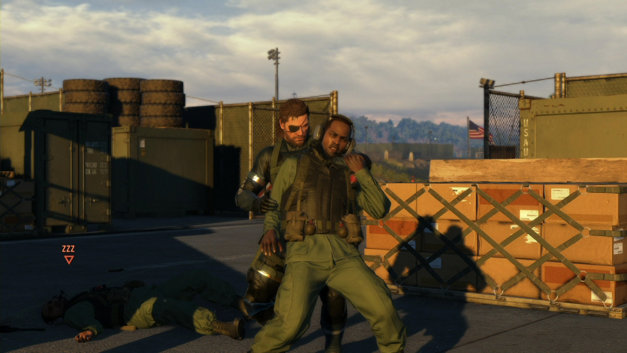Metal Gear Solid V: Ground Zeroes Screenshot 40