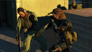 Metal Gear Solid V: Ground Zeroes Screenshot 36