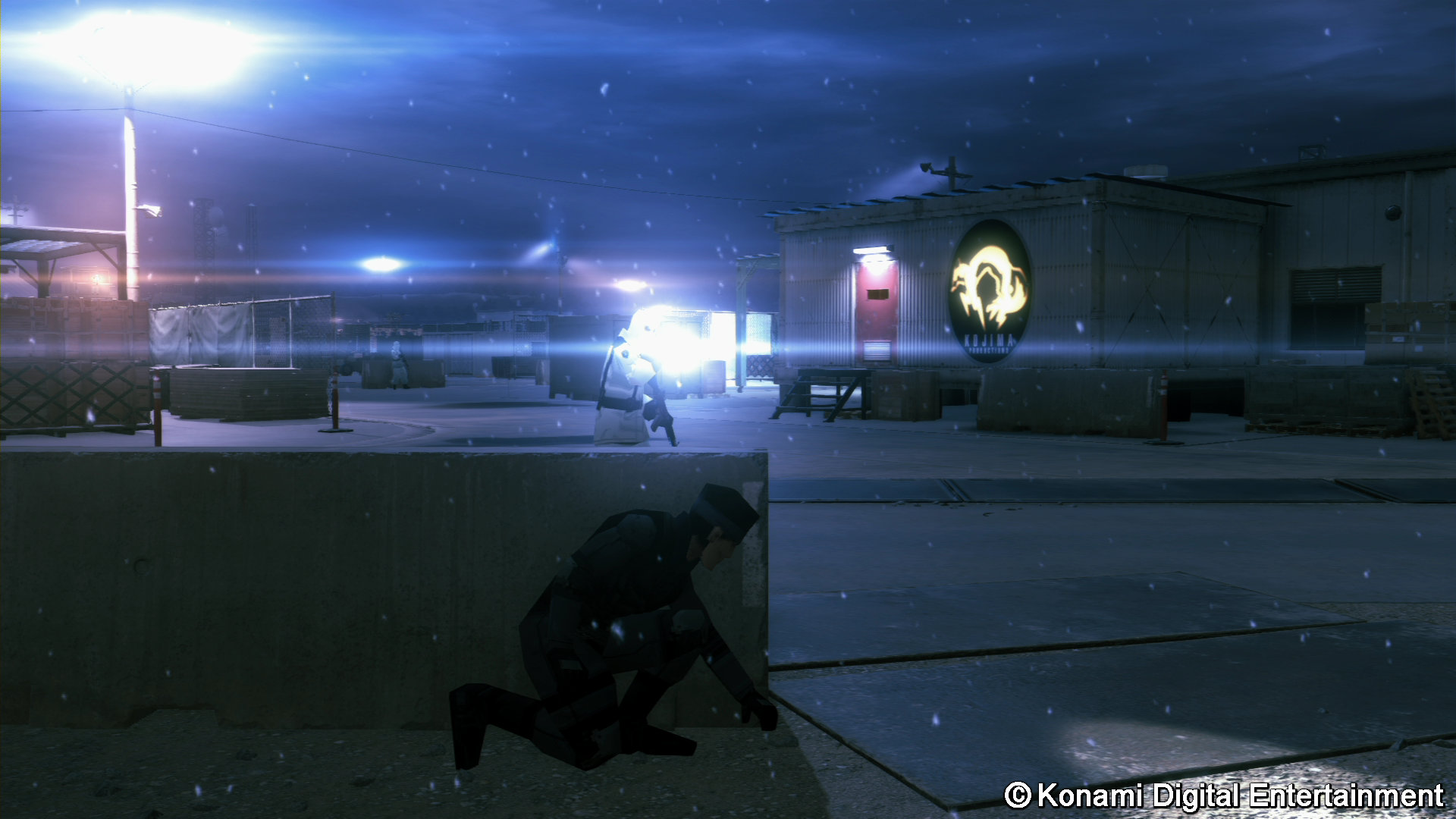 Metal Gear Solid V: Ground Zeroes Game | PS4 - PlayStation