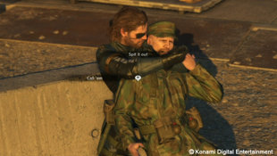Metal Gear Solid V: Ground Zeroes Screenshot 21