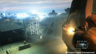 Metal Gear Solid V: Ground Zeroes Screenshot 20