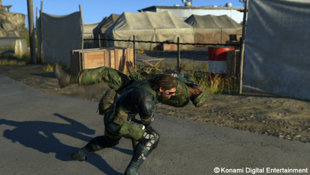 Metal Gear Solid V: Ground Zeroes Screenshot 18