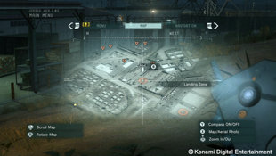 Metal Gear Solid V: Ground Zeroes Screenshot 2