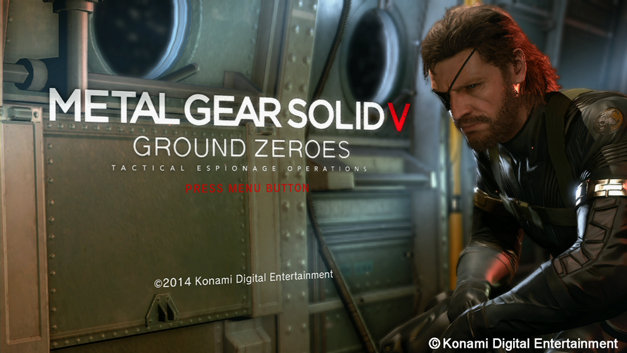 Metal Gear Solid V: Ground Zeroes Screenshot 19