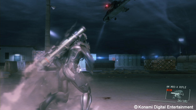 Metal Gear Solid V: Ground Zeroes Screenshot 4