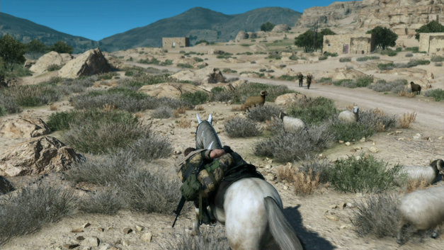 METAL GEAR SOLID V: The Phantom Pain Screenshot 34