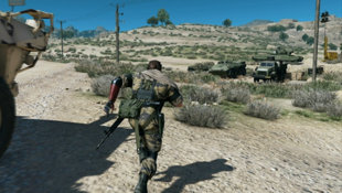 METAL GEAR SOLID V: The Phantom Pain Screenshot 35
