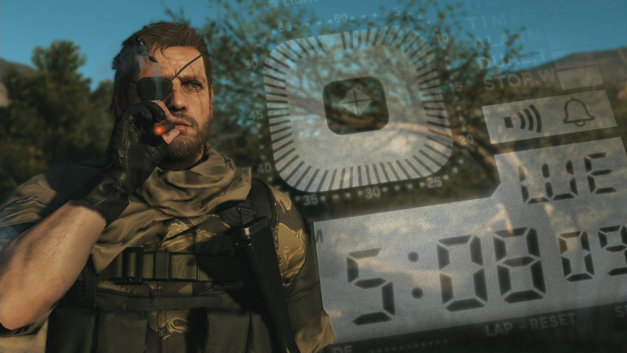 METAL GEAR SOLID V: The Phantom Pain Screenshot 37