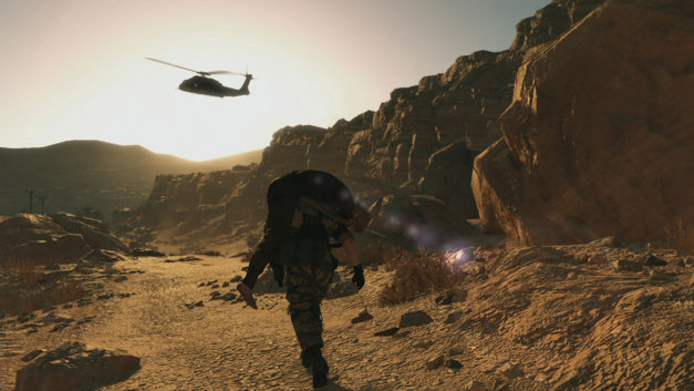 METAL GEAR SOLID V: The Phantom Pain Screenshot 31
