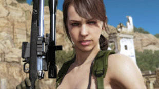 METAL GEAR SOLID V: The Phantom Pain Screenshot 30