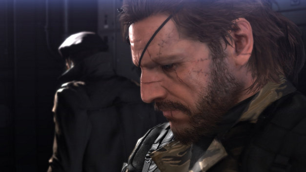 METAL GEAR SOLID V: The Phantom Pain Screenshot 22